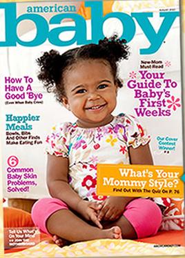 American Baby 2010covercontest