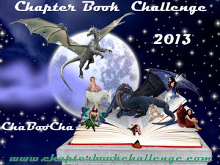 Chapter Book Challenge 2013 400x300